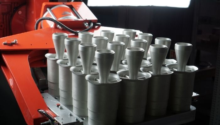 Gasturbinen 3D Druck