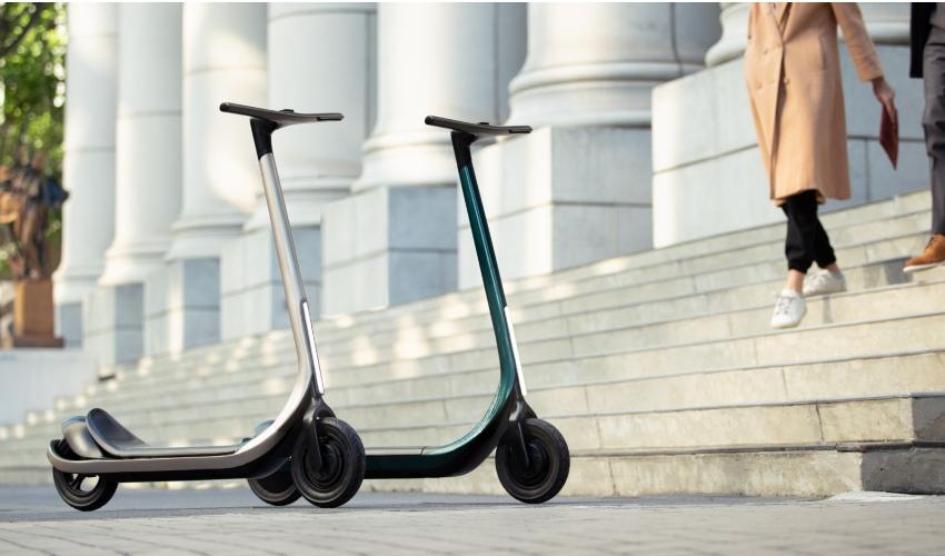 3D-gedruckte E-Scooter