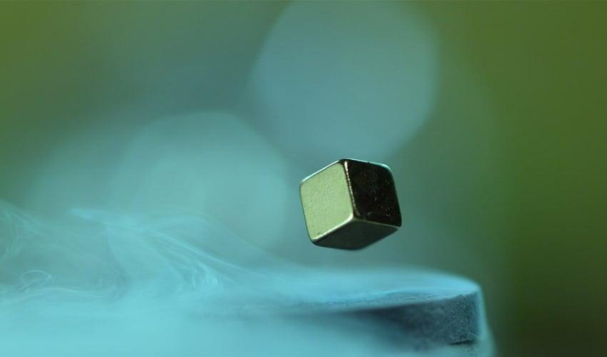 3D-gedruckte Magnete