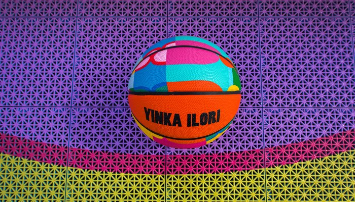 3D-Druck Basketballplatz