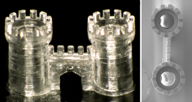 3D Druck Glass