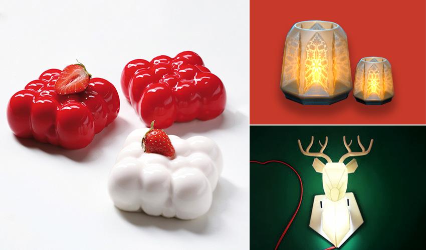 Weihnachten in 3D