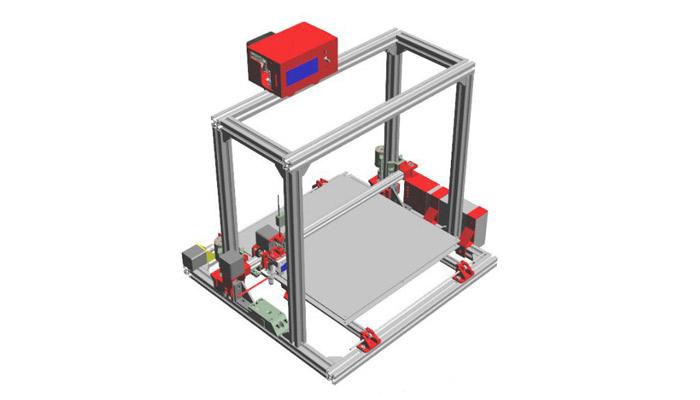 XXL 3D-Drucker