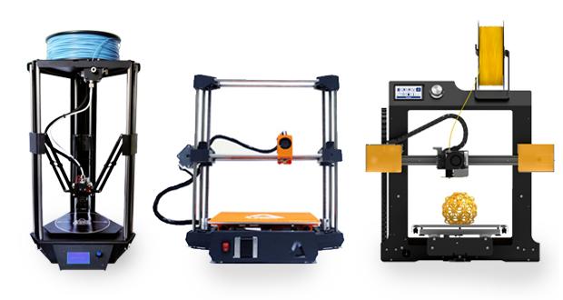 beliebte 3D Drucker
