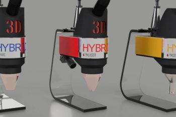 3D-Hybrid Solutions transformiert CNC Maschinen zu 3D-Druckern