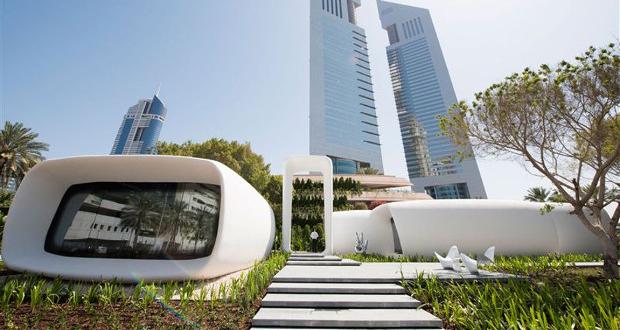 Dubai Hochhaus