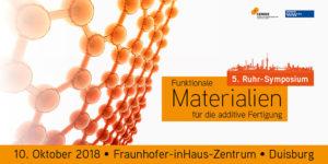 Ruhr Symposium 2018