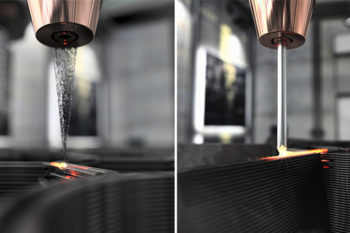 3E Metal Deposition: Die neue 3D-Metalldrucktechnologie von Meltio erscheint auf der Formnext