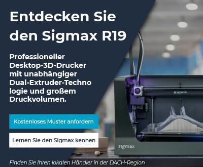 BCN3D- Sigmax R19
