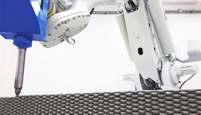 3D-Betondruck