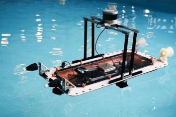 Transport der Zukunft: 3D-gedruckte autonome Boote