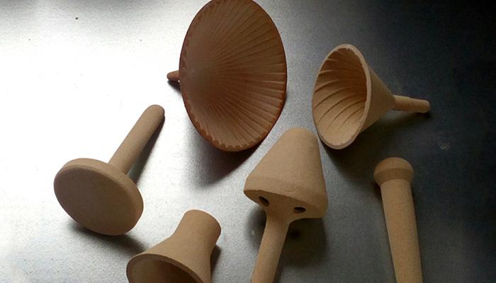 3D-Druck mit Keramik