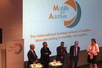 Mobility goes Additive - Ein aufstrebendes Netzwerk für die additive Fertigung