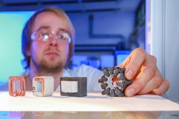 Weltweit erster 3D-gedruckter Elektromotor von deutschen Forschern entwickelt