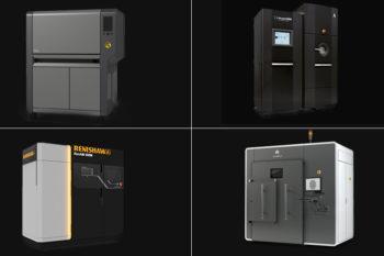 Metall 3D Drucker: Die wichtigsten Hersteller und Technologien