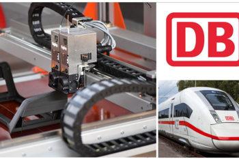3D-Druck revolutioniert die Deutsche Bahn