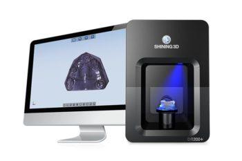 3D-Scanner für den Dentalsektor