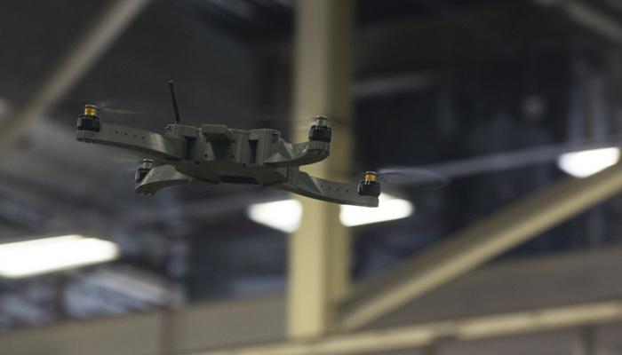 3D-gedruckte Drohnen