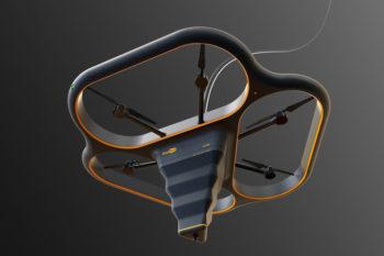 Fly Elephant: Der fliegende 3D-Drucker