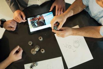 Ford: 3D-gedrucke Radmuttern als Diebstahlschutz