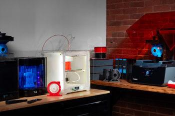 Projektoptimierung mit FDM- und Stereolithographie 3D-Druck