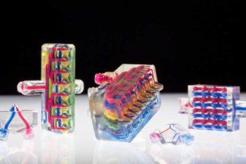 Harvard-Forscher entwickeln Multidüsen-3D-Drucker, der zwischen 8 Tinten wechseln kann