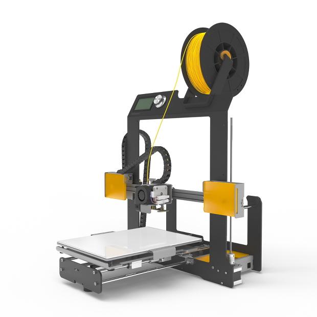 3D-Drucker selber bauen Bausatz