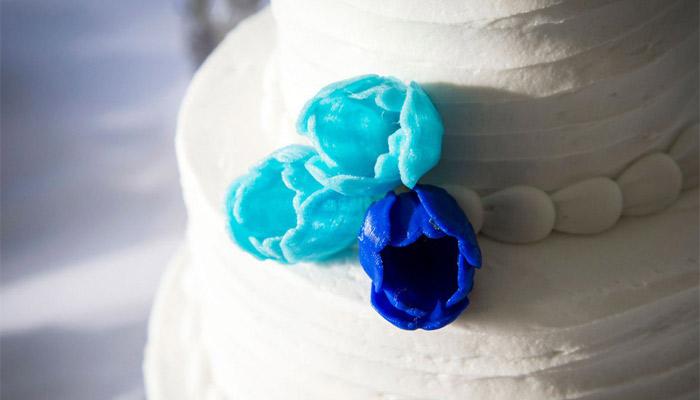 Hochzeit und 3D-Druck
