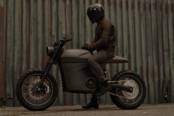 Tarform Motorcycles über ihre elektrischen, 3D-gedruckten Motorräder