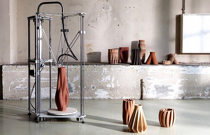3D-Keramikdruck