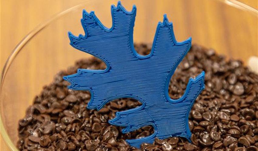 3D-Druckmaterial auf Basis von Lignin
