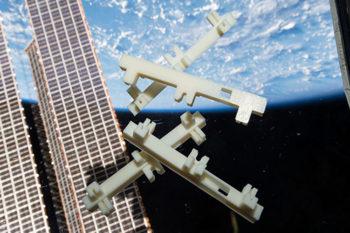 Made In Space - Die Zukunft vom 3D-Druck im Weltraum
