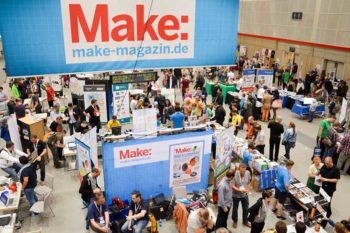 Maker Faire Berlin: Exklusives Vorab-Interview mit den Organisatoren