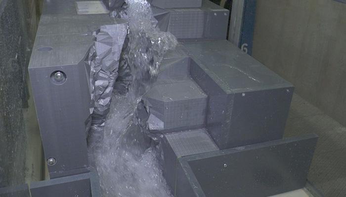 Hochwasserschutz durch 3D-Druck