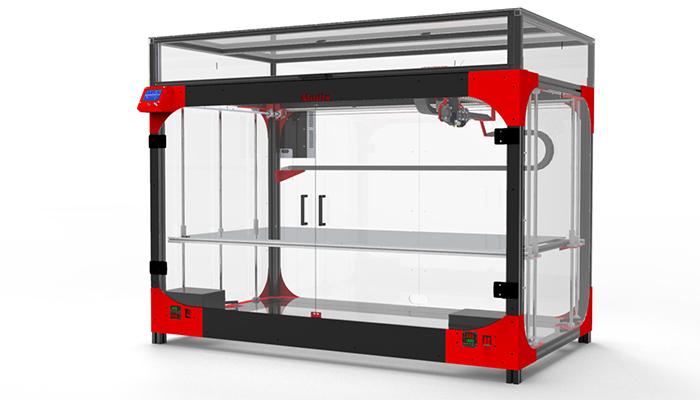 Großformat 3D-Drucker