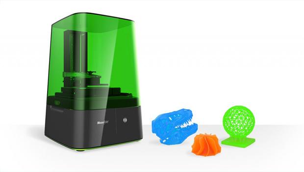 Harz 3D-Drucker