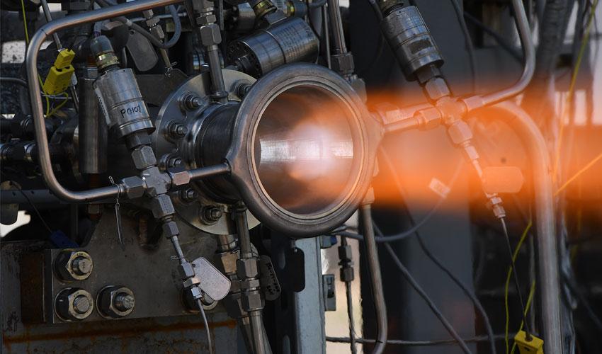 NASA additive Metallfertigung