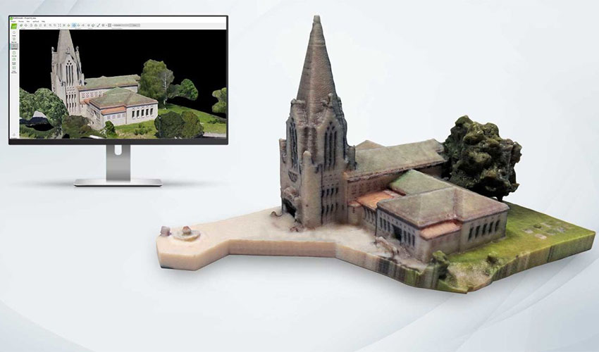 Photogrammtrie Software
