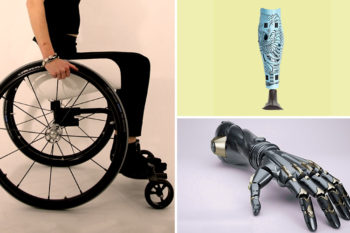 Top 12 3D-Druck-Anwendungen für Menschen mit Behinderung