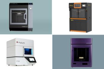 TOP 12 der 3D Drucker PEEK und ULTEM