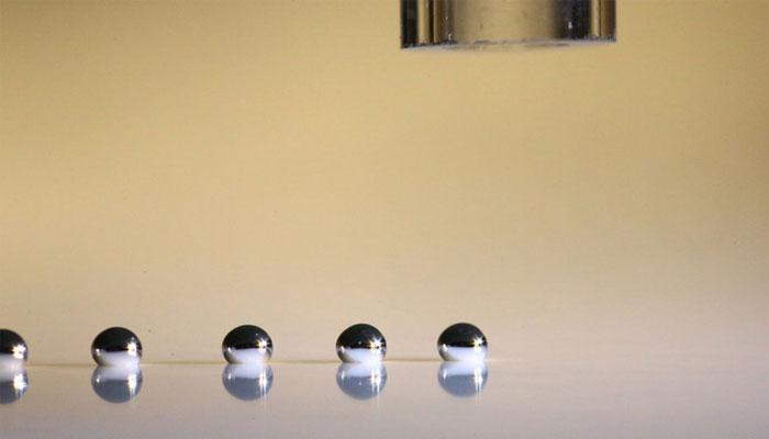 3D-Druck mit Schallwellen