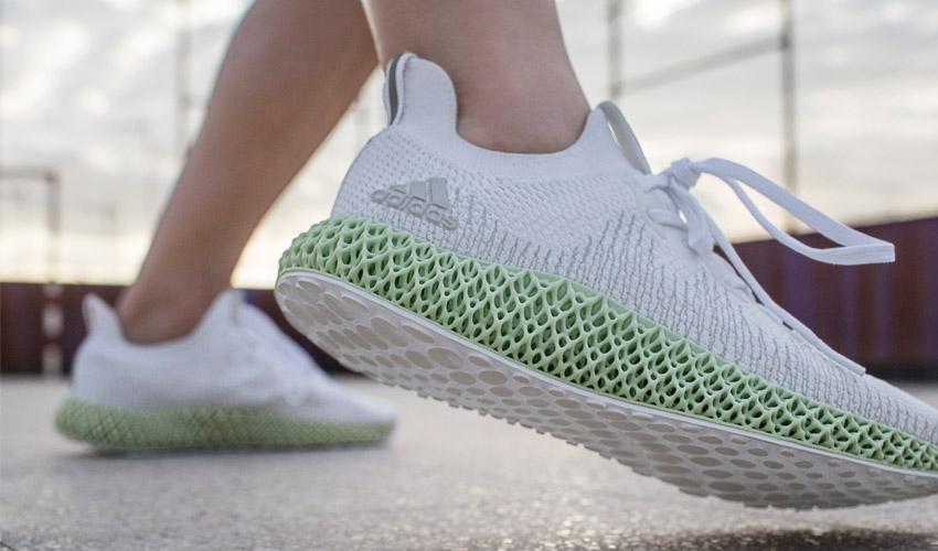 ALPHAEDGE 4D - der neue Sportschuh von Adidas passt sich perfekt den  Anforderungen an - 3Dnatives