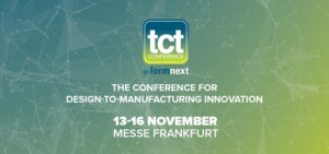 TCT-CONFERENCE @ FORMNEXT 2018