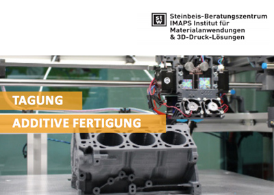 Tagung für additive Fertigung