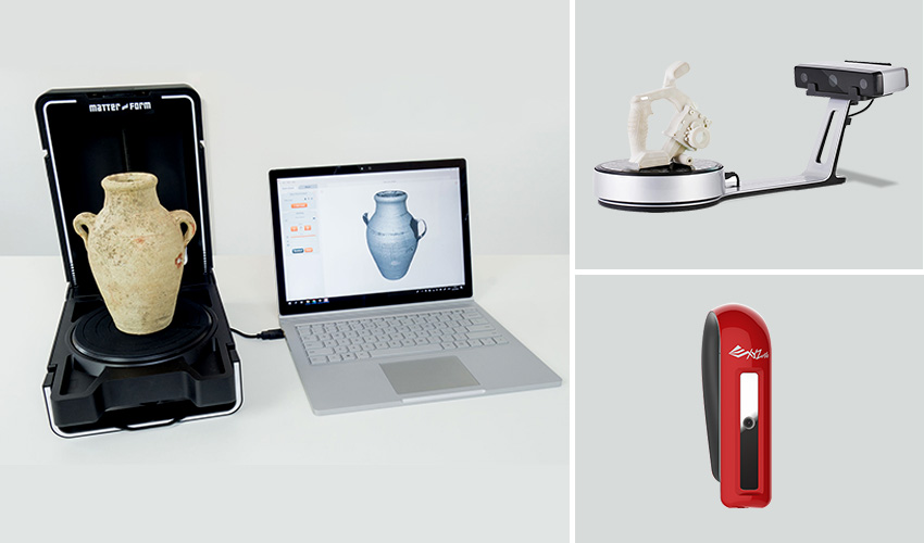 Top 12 Low Cost 3d Scanner Auf Dem Markt 3dnatives