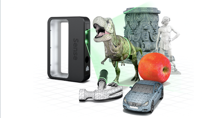 Low-Cost 3D-Scanner