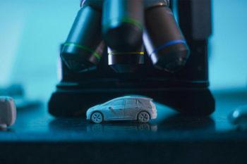 Volkswagen produziert weiterhin 3D-Druckteile mit dem HP Metal Jet