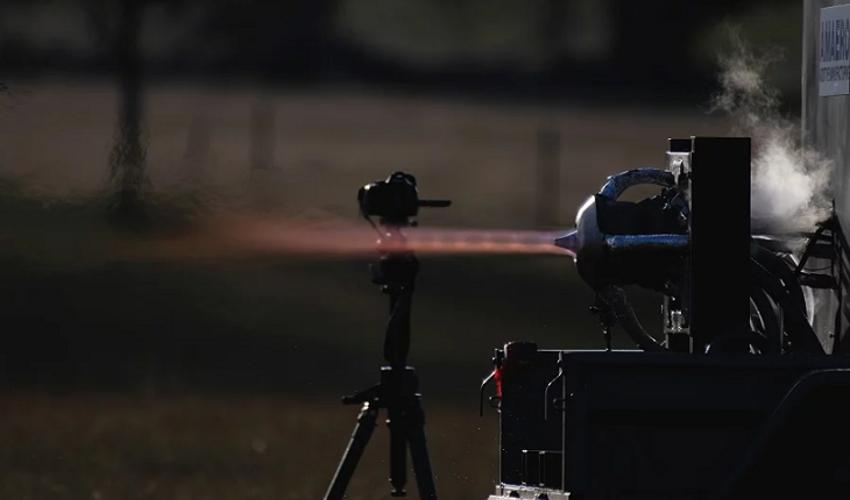 3D-gedruckter Raketenantrieb in nur vier Monaten entwickelt und getestet