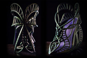 Annie Foo und 3D-gedruckte Schuhe - ein Interview