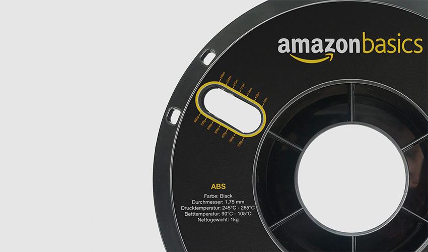 3D-Drucker Filament von Amazon